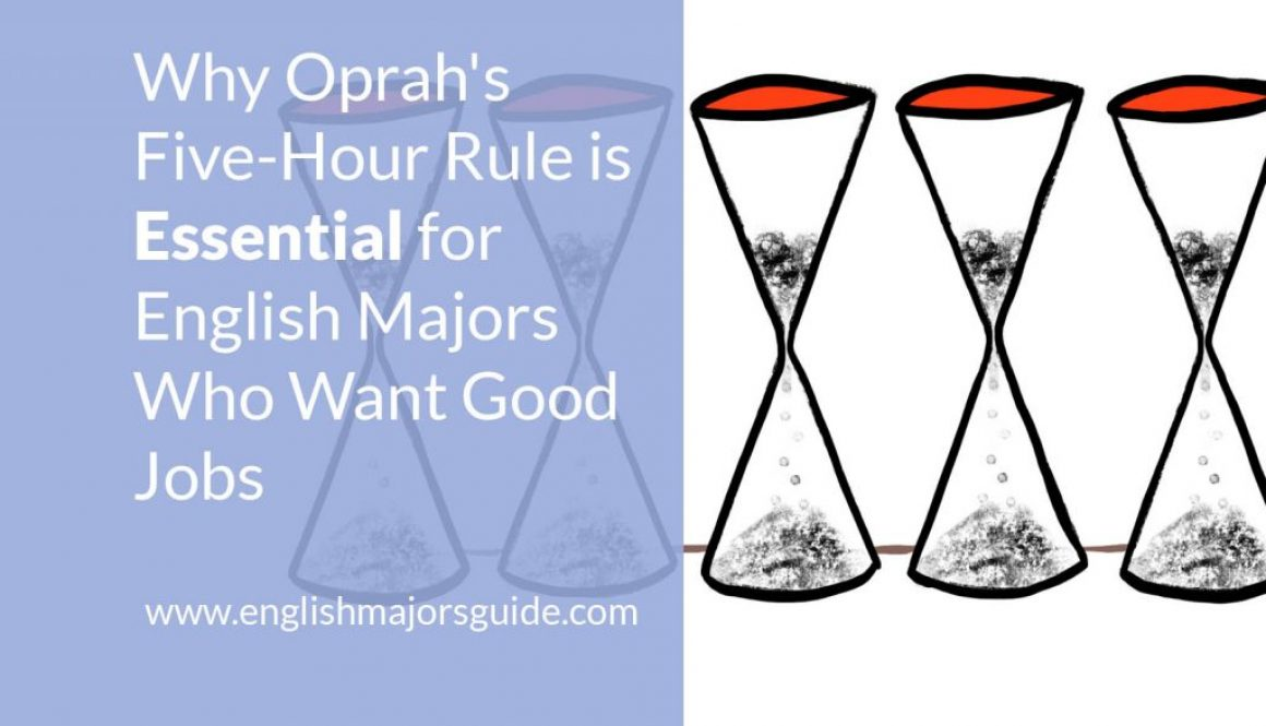 Oprah's Five Hour Rule