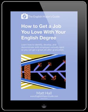 English Major Jobs 101 iPad Cover Aug 2017 600h